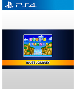 Blue\'s Journey PS4