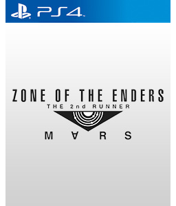 Zone of the Enders: The 2nd Runner MARS PS4