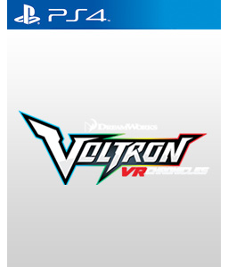 DreamWorks Voltron VR Chronicles PS4