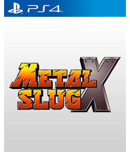 Metal Slug X PS4