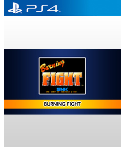 Burning Fight PS4