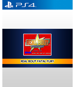Real Bout Fatal Fury PS4