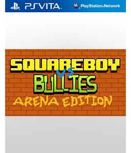Squareboy vs Bullies: Arena Edition Vita
