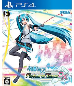 Hatsune Miku: Project DIVA Future Tone DX PS4