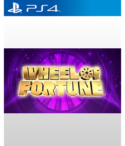 Wheel of Fortune PS4