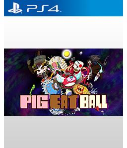 Pig Eat Ball PS4