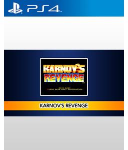 Karnov\'s Revenge PS4