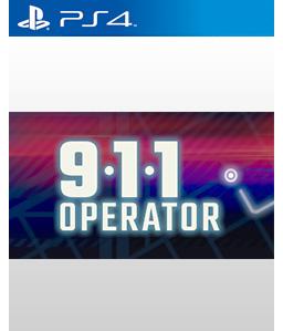 911 Operator PS4