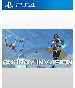 Energy Invasion PS4