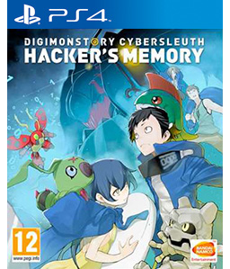 Digimon Story: Cyber Sleuth - Hacker\'s Memory PS4