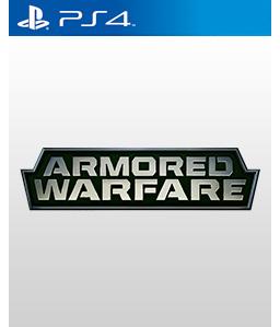 Armored Warfare PS4