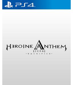 Heroine Anthem Zero Episode 1 PS4