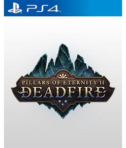 Pillars of Eternity II: Deadfire PS4
