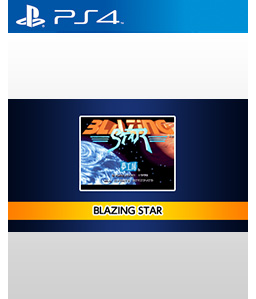 Blazing Star PS4