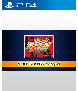 Shock Troopers: 2nd Squad PS4