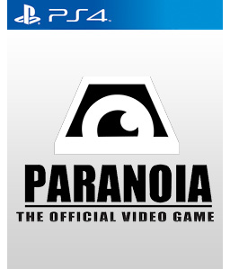 Paranoia: The Official Video Game PS4