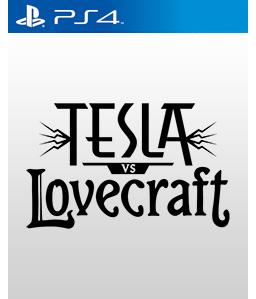 Tesla vs Lovecraft PS4