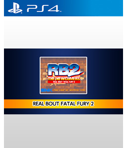 Real Bout Fatal Fury 2: The Newcomers PS4
