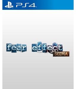Fear Effect Sedna PS4