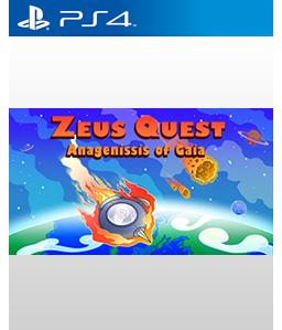 Zeus Quest Remastered PS4