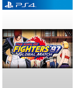 The King Of Fighters 97 Global Match Ps4 Screenshots Concept