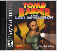 Tomb Raider: The Last Revelation for PlayStation