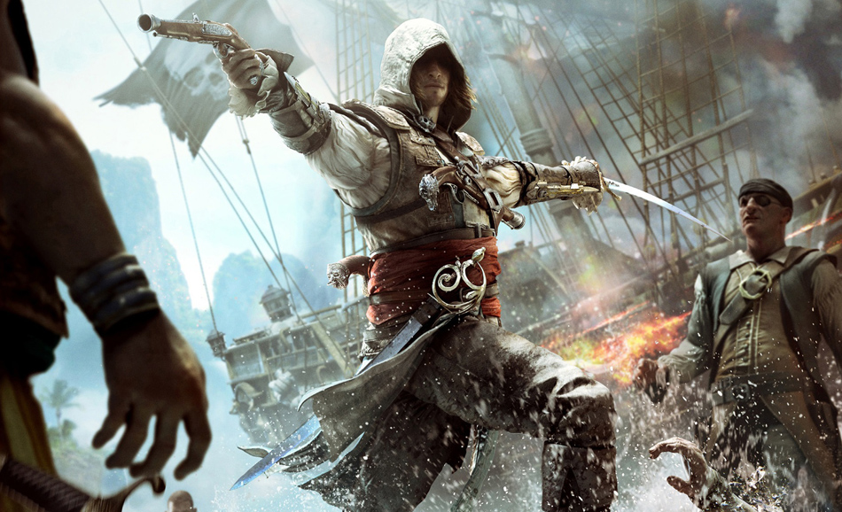 Assassin's Creed IV isn't for kids says Ubisoft