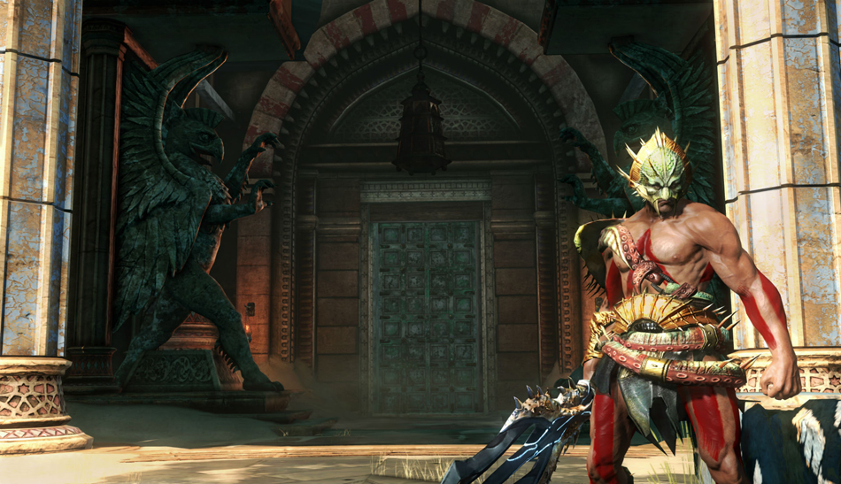 Patch reducing difficulty of Trial of Archimedes in God of War: Ascension is coming soon