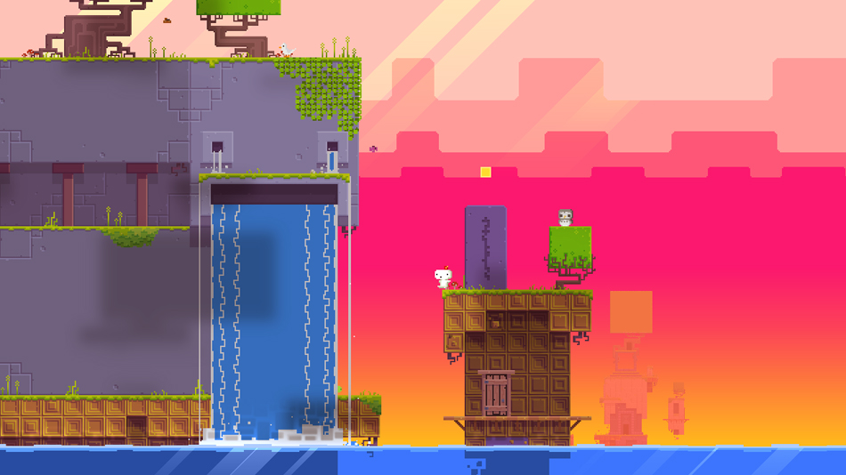 Fez developer working with Sony to put indie hit on PSN and PlayStation Vita