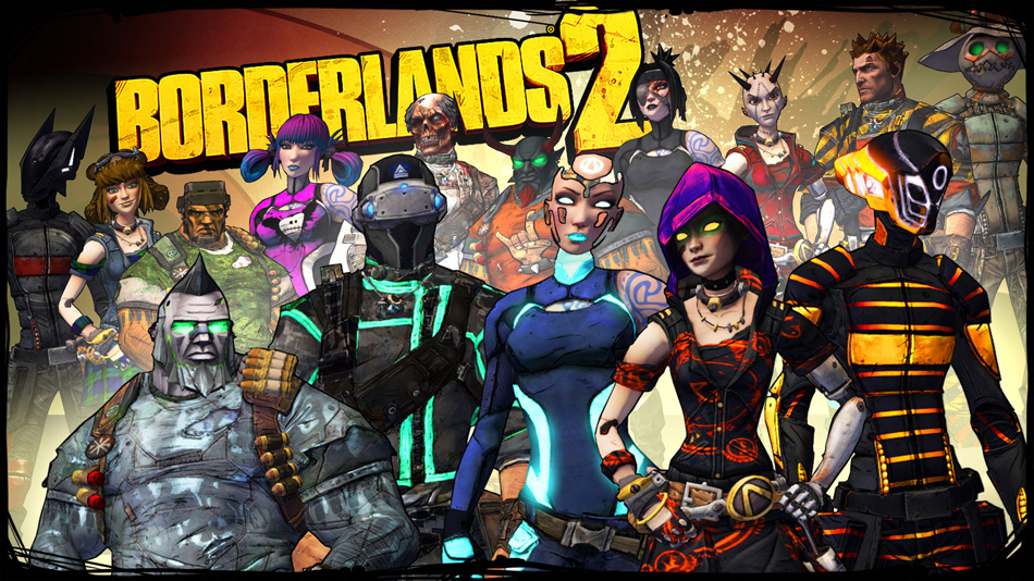New playable character for Borderlands 2 teased at SXSW