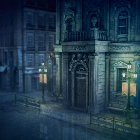 Studio Japan's new title Rain gets official site and new screenshots