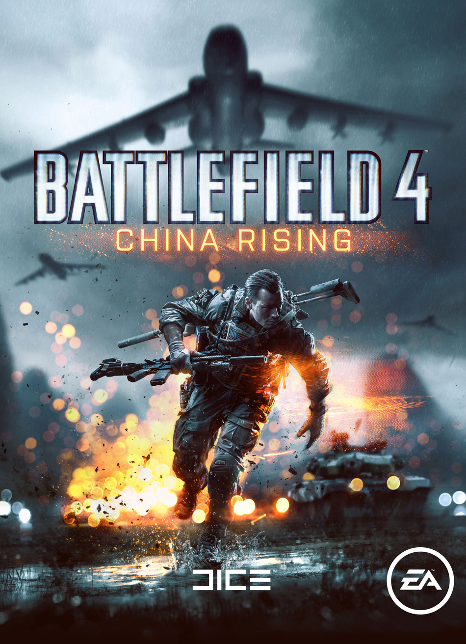 Battlefield 4: China Rising expansion pack free with pre-orders