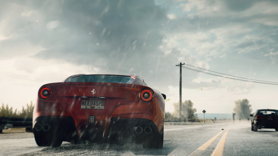 Need for Speed Rivals coming to PS3 and PS4 in November