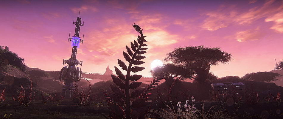 Atmospheric Planetside 2 screenshots - Coming to PS4