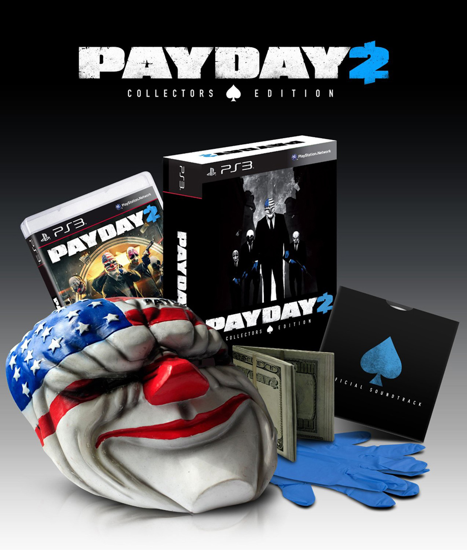 Payday 2 Collector's Edition
