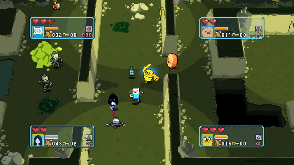 Adventure Time for PS3 coming this fall