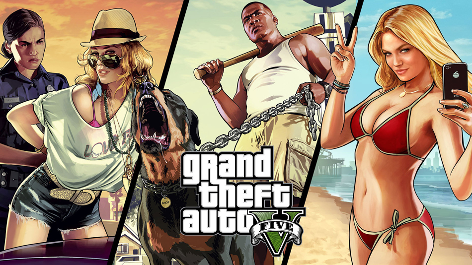 GTAV official gameplay video coming tomorrow. 10am Eastern Time. Look for it to debut at rockstargames.com/V and at the Newswire.