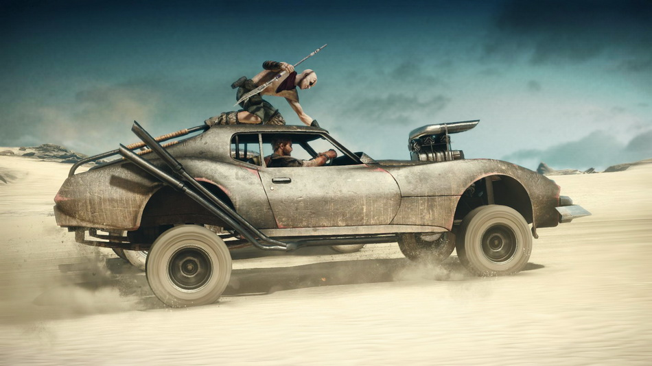 Mad Max Fact Sheet And New Screenshots Revealed