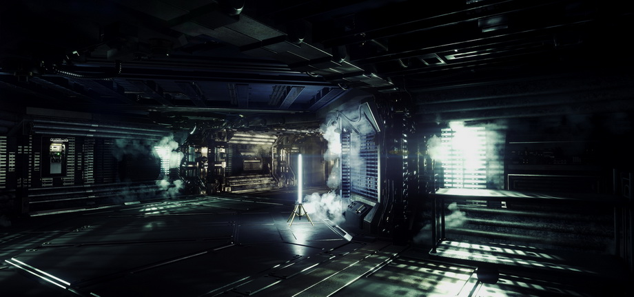 Modded Alien: Isolation