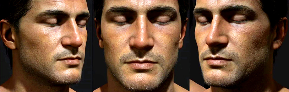 Color-Corrected Nathan Drake leaves uncanny valley behind - Looks photorealistic 2