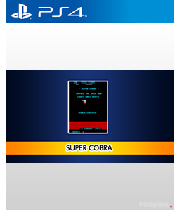 Arcade Archives Super Cobra PS4