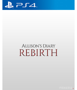Allison\'s Diary: Rebirth PS4