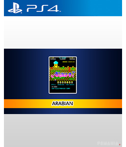 Arcade Archives Arabian PS4