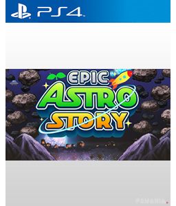 Epic Astro Story PS4