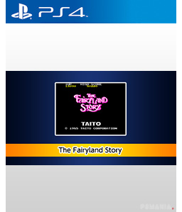 Arcade Archives The Fairyland Story PS4