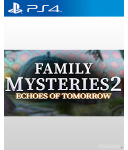Family Mysteries 2: Echoes of Tomorrow PS4