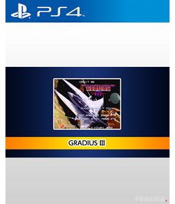 Arcade Archives Gradius III PS4
