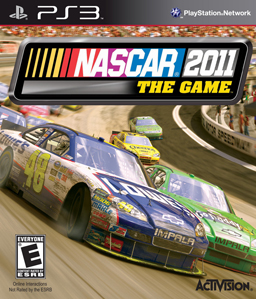 Nascar The Game: 2011 PS3