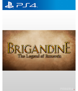 Brigandine The Legend of Runersia PS4
