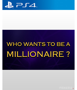 Who Wants to Be a Millionaire? PS4